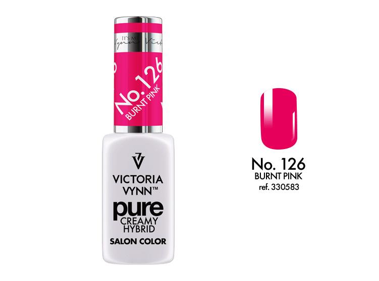Victoria Vynn Pure Gelpolish 126 Burnt Pink