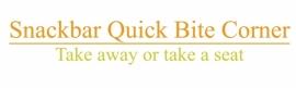 maatwerk - autostickers - Snackbar Quick Bite Corner