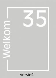 maatwerk raamfolie - Eva van Duijn