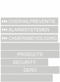 Pro camerabewaking - verschillende stickers