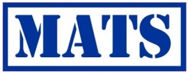 Naamsticker - Mats - in kader