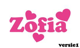 stickers - Zofia