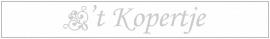 maatwerk - etched-glass letter - Het Kopertje