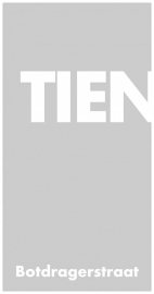 Maatwerk raamfolie - folie 27 - huisnummer in letters