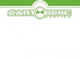 maatwerk raamfolie - Cartouche