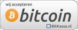 full color stickers - wij accepteren bitcoin