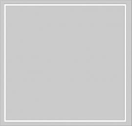 raamfolie met kader - W. de Bruijn