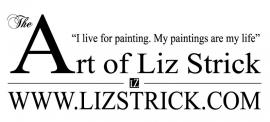 maatwerk autosticker - Liz Strick **