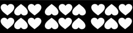 etiketten hart klein - whiteboardstickers