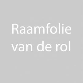 maatwerk raamfolie Den Heuvel