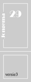maatwerk raamfolie - D. Jongema - incl. rakel