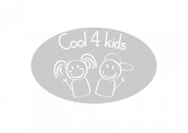 Maatwerk raamfolie - Cool4kids