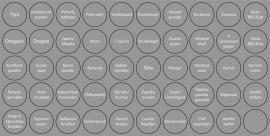 maatwerk - kruidenpot stickers - 1 totaal exemplaar
