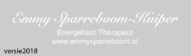 maatwerk raamfolie - E. Sparreboom