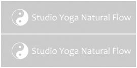 maatwerk raamfolie - Yoga natural Flow