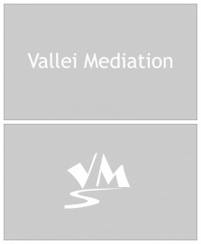 maatwerk raamfolie - Vallei Mediation