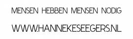 autosticker maatwerk - Hanneke Seegers