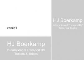 maatwerk raamfolie - HJ Boerkamp