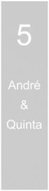 maatwerk raamfolie - Andre & Quinta