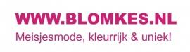 maatwerk autosticker Blomkes