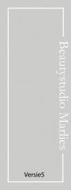 maatwerk raamfolie - Marlies Koopman
