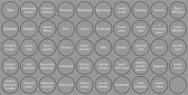 maatwerk - kruidenpot stickers - 2 totaal exemplaren