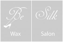 maatwerk - raamfolie - Be Silk - logo