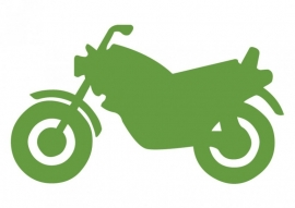 Wandsticker - motor