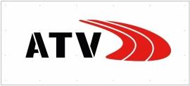 maatwerk sticker  - Atletiekvereniging Venray