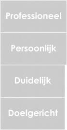 maatwerk stickers/raamfolie Ditzo incl. rakel