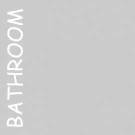 maatwerk raamfolie - bathroom - van der ploeg