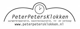 maatwerk autosticker - Peters Klokken