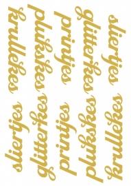 strijkteksten / eefdesign *