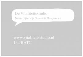 maatwerk raamfolie - de vitaliteits studio