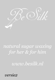 maatwerk artikel - Be Silk 2017