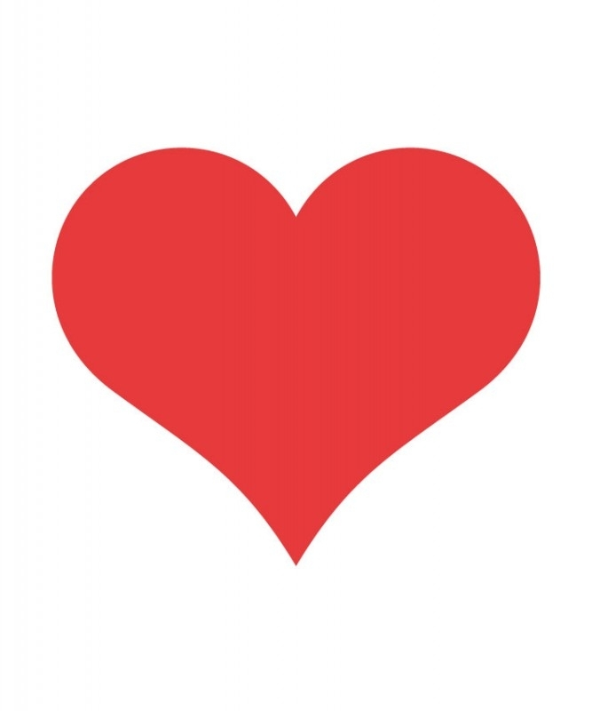Sticker - hart 10