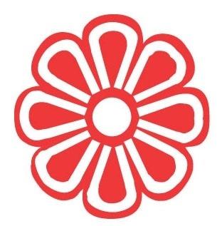 Bloemensticker 1