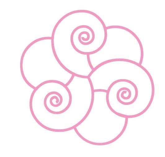 Bloemensticker 12
