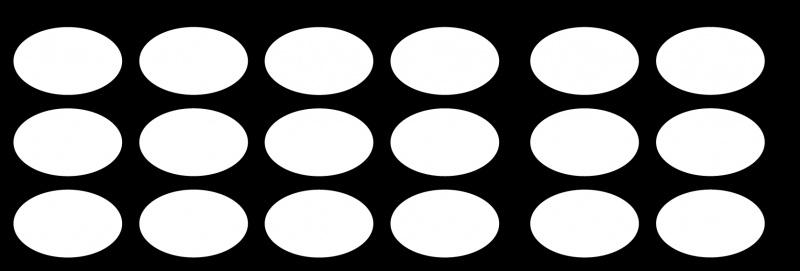 etiketten - whiteboard ovaal 1