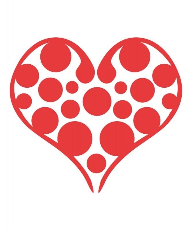 Sticker - hart 4