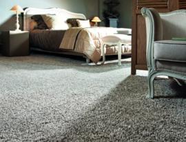 Shaggy hoogpolig tapijt antraciet