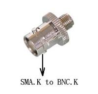 BNC-SMA Adapter kg-uvd1p,kg-uv2d,kg-uv6d,kg-uva1,kg-833