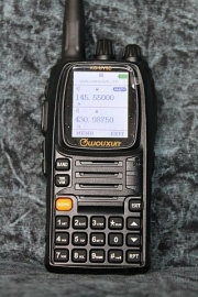 KG-UV9D+ mobiel pakket met programmeerkabel