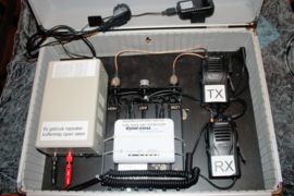 complete repeater vhf of uhf 8101/2