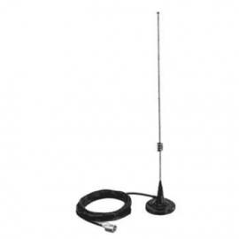 2m/70cm magneetvoetantenne tbv mobilofoons