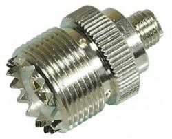PL259-SMA Adapter niet voor kg-uv8d, kg-uv9d, md-380