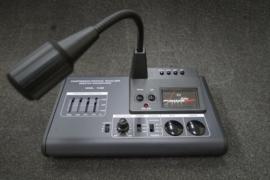 Basismicrofoon de Luxe aansluitbaar op Mobilofoons