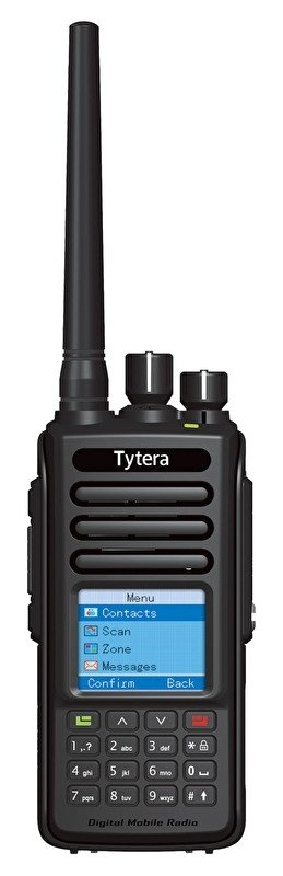 TYT MD-UV390 DMR Dualband Portofoon (MD-380) met gratis GPS