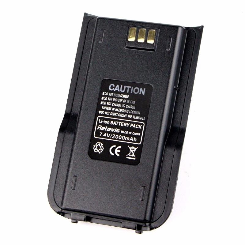 Batterij 2000mAh  MD-280