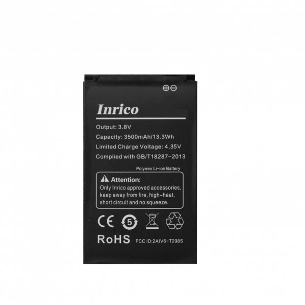 T298 T320 Batterij